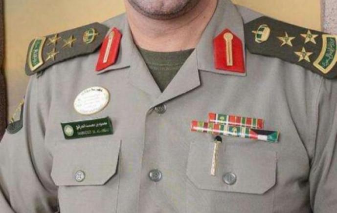 تعين العميد العرفج مساعدا لمدير جوازات المنطقة الشرقية