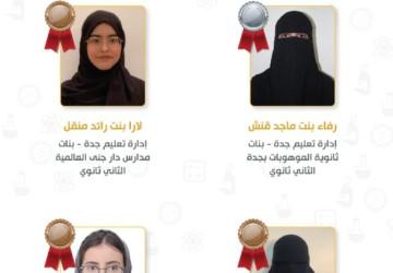 في إنجاز وطني جديد.. طالبات المملكة يحصدن 4 جوائز عالمية في الأولمبياد الأوروبي للرياضيات للبنات