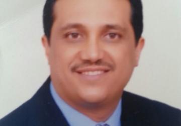 ترقية الدكتور محمد الأبيض إلى أستاذ مُشارك