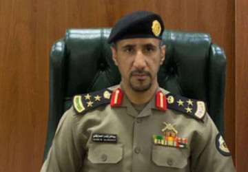 مدير شرطة الحدود الشمالية يصدر عدد من قرارات التعيين بالمنطقة