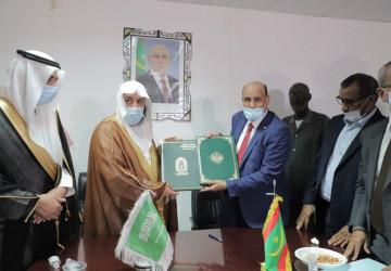 بالصور.. وزارة الشؤون الإسلامية توقع البرنامج التنفيذي مع نظيرتها بموريتانيا في مجالات العمل الإسلامي