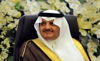 سمو أمير المنطقة الشرقية يلتقي مدير الجامعة العربية المفتوحة بالمملكة الدكتور الشهراني