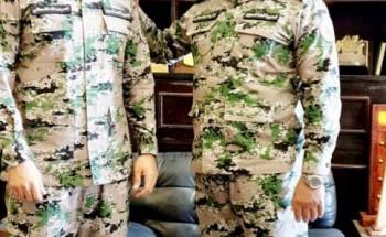 مدير سجن الأحساء يقلّد الرائد القحطاني رتبته الجديدة