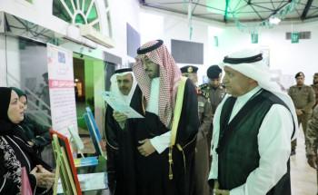 الأمير سعود بن جلوي يفتتح فعاليات اليوم العالمي للإعاقة بجدة