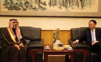 السفير الصيني يؤكد على جهود المملكة في العمل الخيري وحضورها الإنساني عالميًا