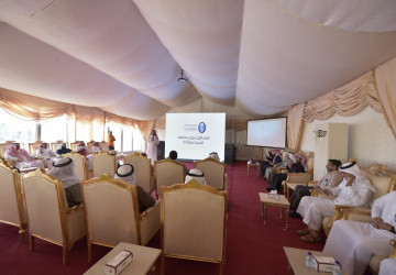 """""""المؤسسة العامة للري"""" بالأحساء تعقد لقاءً بالمزارعين في محافظة الأحساء"""