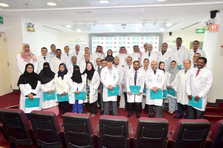 افتتاح وحدة لغسيل الكلى تعمل على مدار 24 ساعة بمستشفى الهيئة الملكية بالجبيل