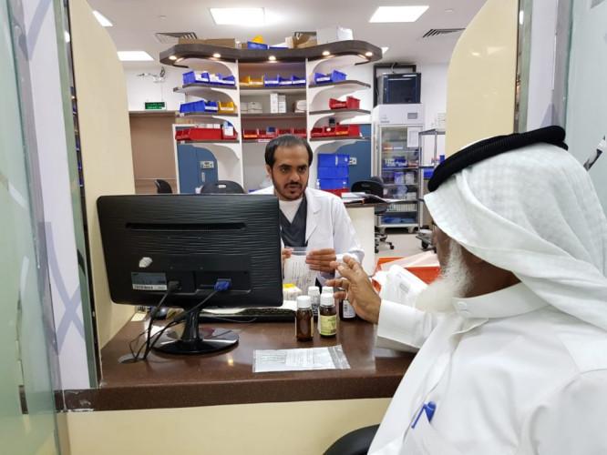 """صحة نجران تطبق برنامج """"وصفتي"""" في 34 مركز صحي"""