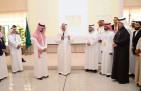 60 عضو هيئة تدريس من الجنسين يعرضون خبراتهم في المعرض الأكبر من نوعه للتعليم الجامعي بجامعة الإمام عبد الرحمن بن فيصل بالدمام