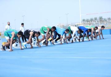 انطلاق بطولة ألعاب القوى بين 27 جامعة سعودية تتنافس في 20 مسابقة