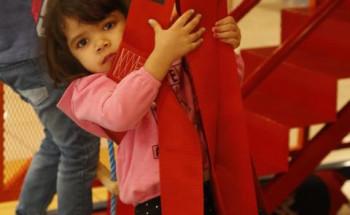 استمرار فعاليات معرض اليوم العالمي للدفاع المدني بالمدينة المنورة والخميس الختام