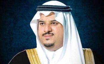 نائب أمير منطقة الرياض : المملكة تثبت للعالم سياستها بالإهتمام بالإنسان