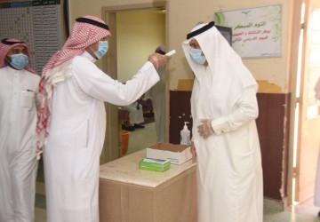 أكثر من300 طالب وطالبة بالصف الثالث ثانوي يؤدون اختباراتهم البديلة بتعليم الأحساء