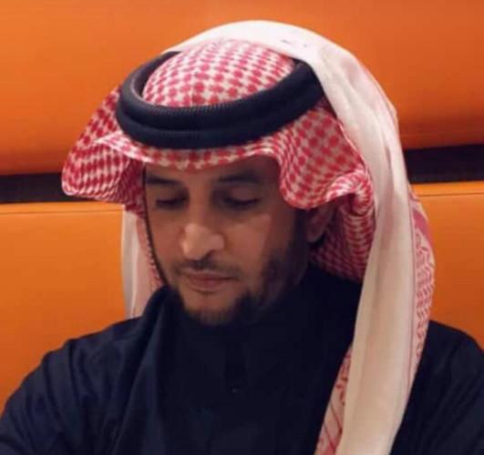 وفاة الاستاذ فهد بن عطالله المطرفي