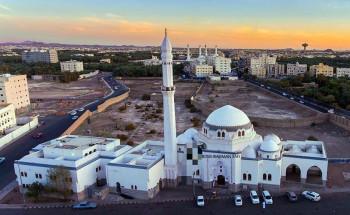 """إقامة صلاة الجمعة اليوم في """"مسجد الجمعة"""""""