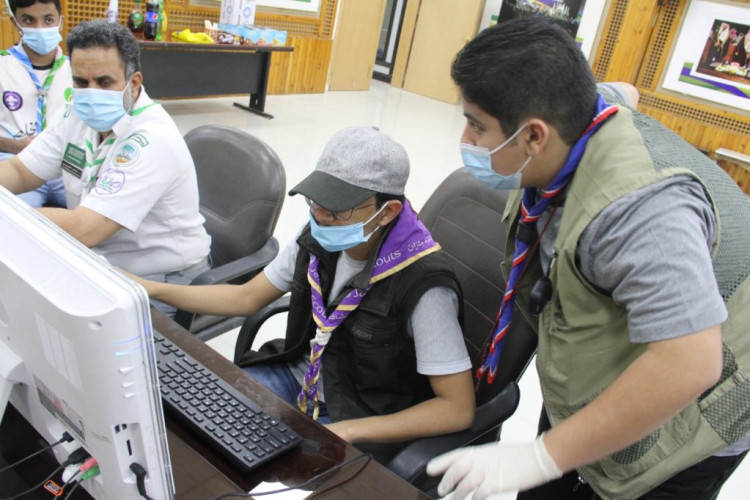 جمعية الكشافة تعرض تجربتها في تحقيق أهداف التنمية المستدامة بالجامبوري ( جوتا وجوتي )