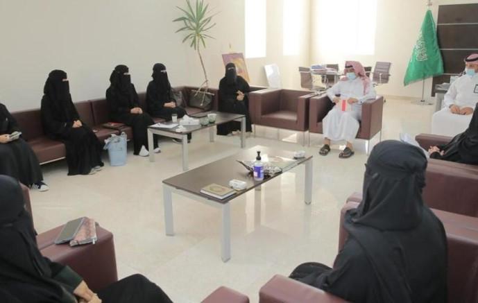 اختتام المرحلة الثانية من مبادرة غدق المناهل للقراءة عن بُعد بجامعة الجوف