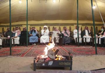 تكريم أبطال اللجنة المنظمة لملتقى المملكة الثالث لإختراق الضاحية الثالث بالأحساء