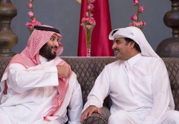 محمد بن سلمان قلب القمه