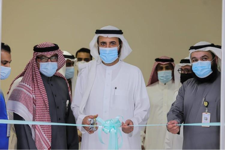 وزير الصحة يدشن مشاريع صحية في المدينة المنورة