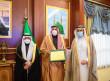 أمير منطقة المدينة المنورة يستقبل وزير الصحة