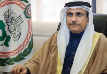 رئيس البرلمان العربي يُدين التفجيرات الإرهابية التي وقعت في وسط العاصمة العراقية بغداد