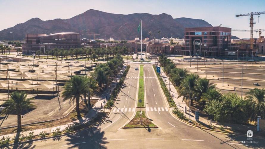 جامعة طيبة تنفذ حتى الان سبعة برامج شملت نحو 38 مشروعاً ومبادرة منذ انطلاق رؤية المملكة 2030