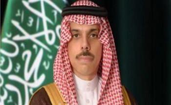 """نيابة عن ولي العهد.. """"ابن فرحان"""" يرأس وفد السعودية بمؤتمر باريس لدعم السودان"""