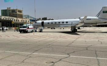 """""""الإخلاء الطبي الجوي"""": ينقل مواطناً مصاباً بكورونا من الأردن إلى المملكة"""