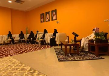 لجنة الفن التشكيلي بثقافة الشمالية تعقد لقاءها الدوري