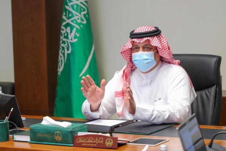 الأمير عبدالعزيز بن سعد يعقد اجتماعاً موسعاً مع الجهات المعنية بالسياحة في حائل