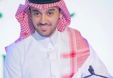 الامير بن تركي يتلقى تهنئة العربي للصحافة الرياضية