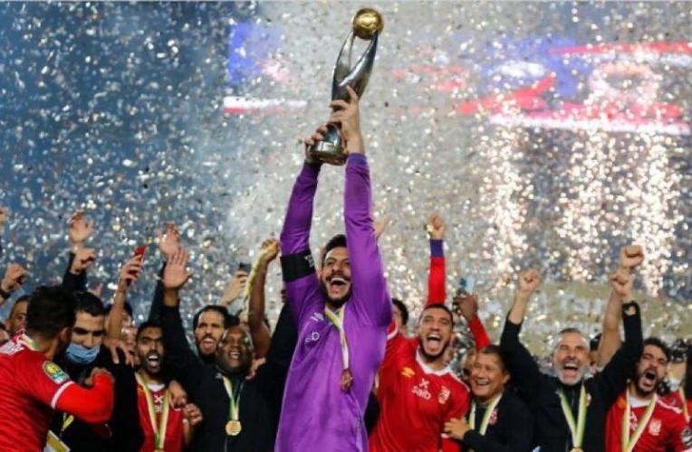 للمرة العاشرة في تاريخه.. الأهلي المصري بطلاً لدوري أبطال إفريقيا