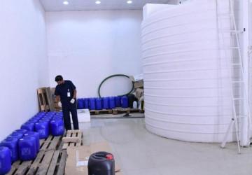 مختبر صحة البيئة بأمانة الحدود الشمالية يفحص 280 عينة من المياه خلال شهر يونيو