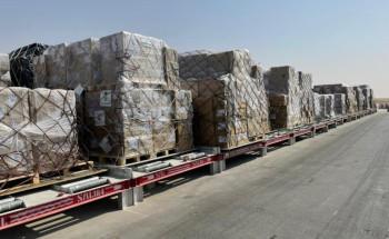 مغادرة أولى طلائع الجسر الجوي السعودي يحمل أجهزة طبية ووقائية لتونس