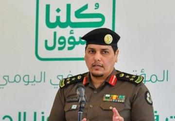 قيادة قوات أمن الحج تضبط(10)مخالفين حاولوا دخول المسجد الحرام وساحاته