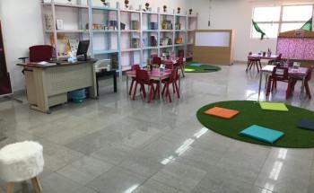 اعتماد أربع مدارس للطفولة المبكرة في تعليم تبوك في المرحلة الثالثة