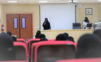 ورشة عمل وبرنامج تعريفي لطالبات الإمتياز بمستشفى النساء والولادة